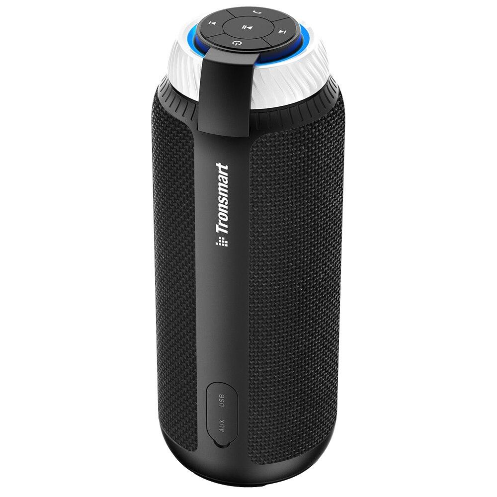 Tronsmart Élément T6 Bluetooth Haut-Parleur Colonne Portable Haut-Parleur Subwoofer 25 W avec 360 Stéréo Haut-parleurs pour ordinateur