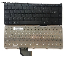 FR French Azerty Layout Keyboard For SONY VAIO VGN-FE Series Black And White Laptop Keyboard FR Layout все цены