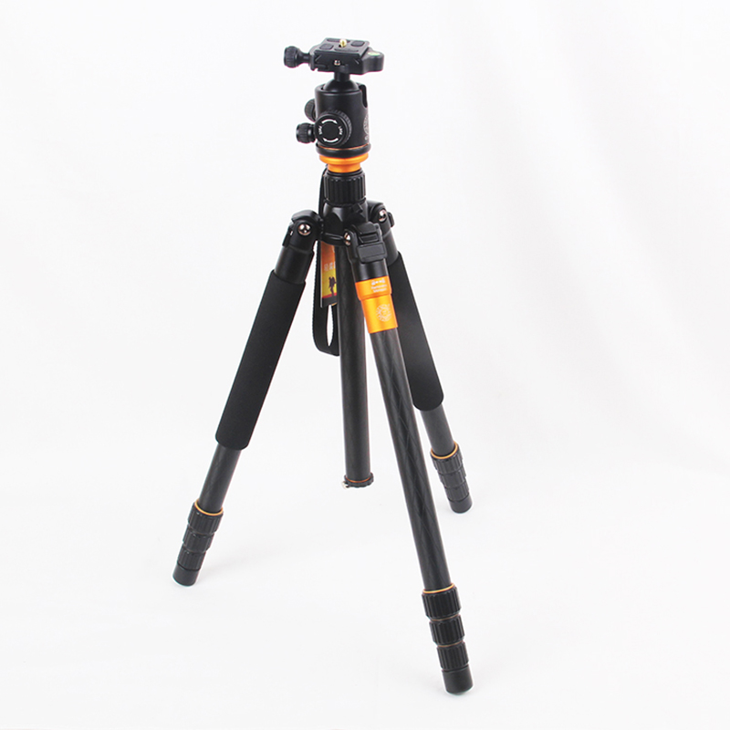 Q999 Professional Photographic Portable Video Camera Monopod Tripod With Ball Head For Digital SLR DSLR Camera Fold 43cm