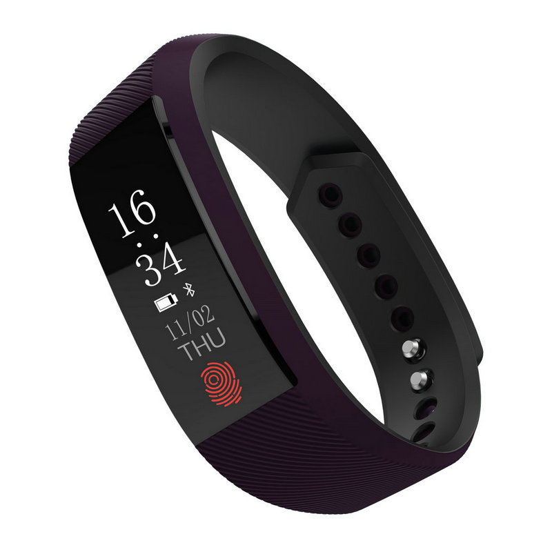 Best fitness bracelet W808S sports bracelet all compatible support heart rate monitor sleep tracker call reminder SMS reminder 3