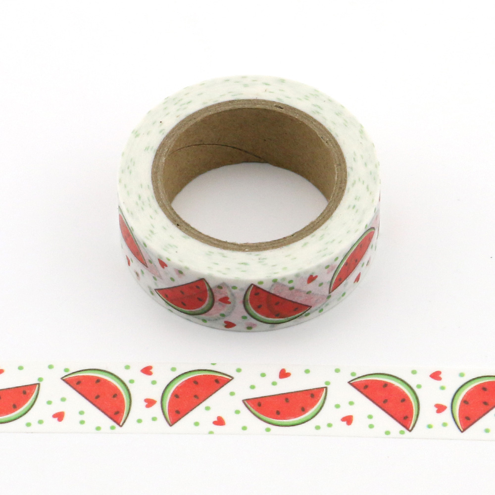 Christmas Washi Tape Paper DIY Scrapbooking Adhesive Tape School Office Supply