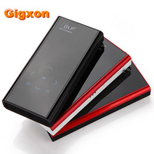 Gigxon-G06S WiFi Miracast DLNA Android Bluetooth 4.2 Mini DLP LED Proyector de la TV 1080 P HD Proyectores para SmartPhones de cine en casa