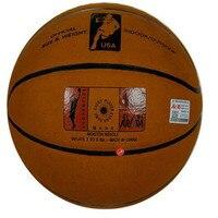 Lo real de piel de Vaca de piel de cuero de baloncesto Al Por Mayor de compra directa de las escuelas primarias y secundarias