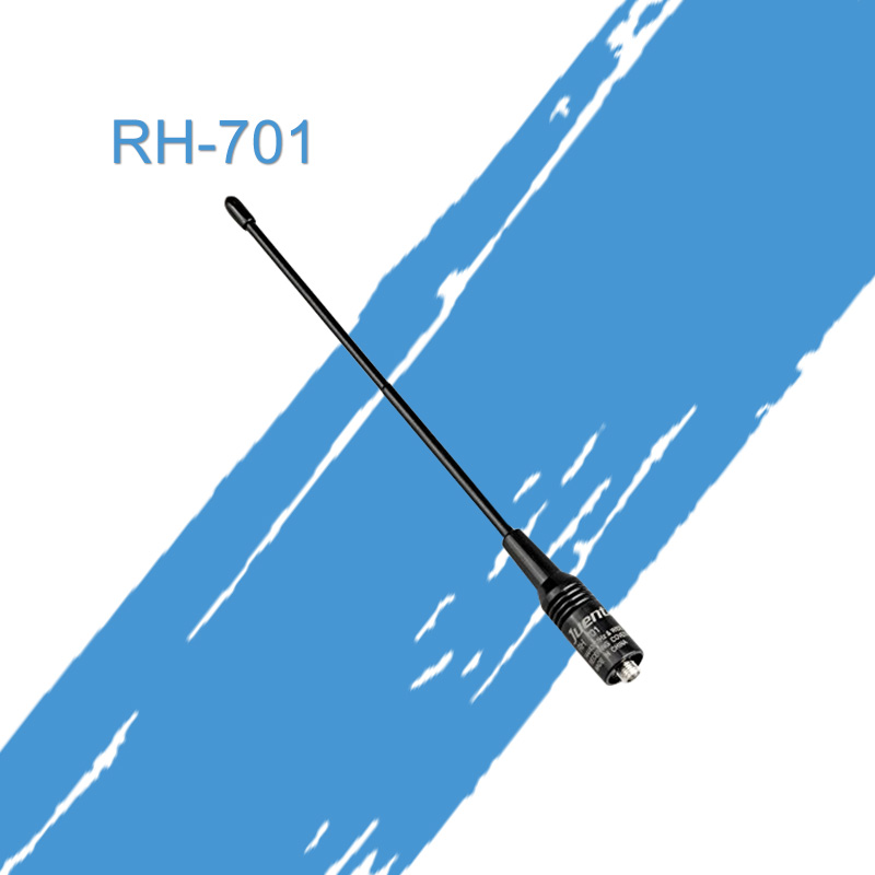 RH-701 U/V 144/430MHz SMA-F Antenna For BaoFeng /Kenwood /Wouxun /TYT /Puxing Handheld Ham Radio Way Radio Walkie Talkie
