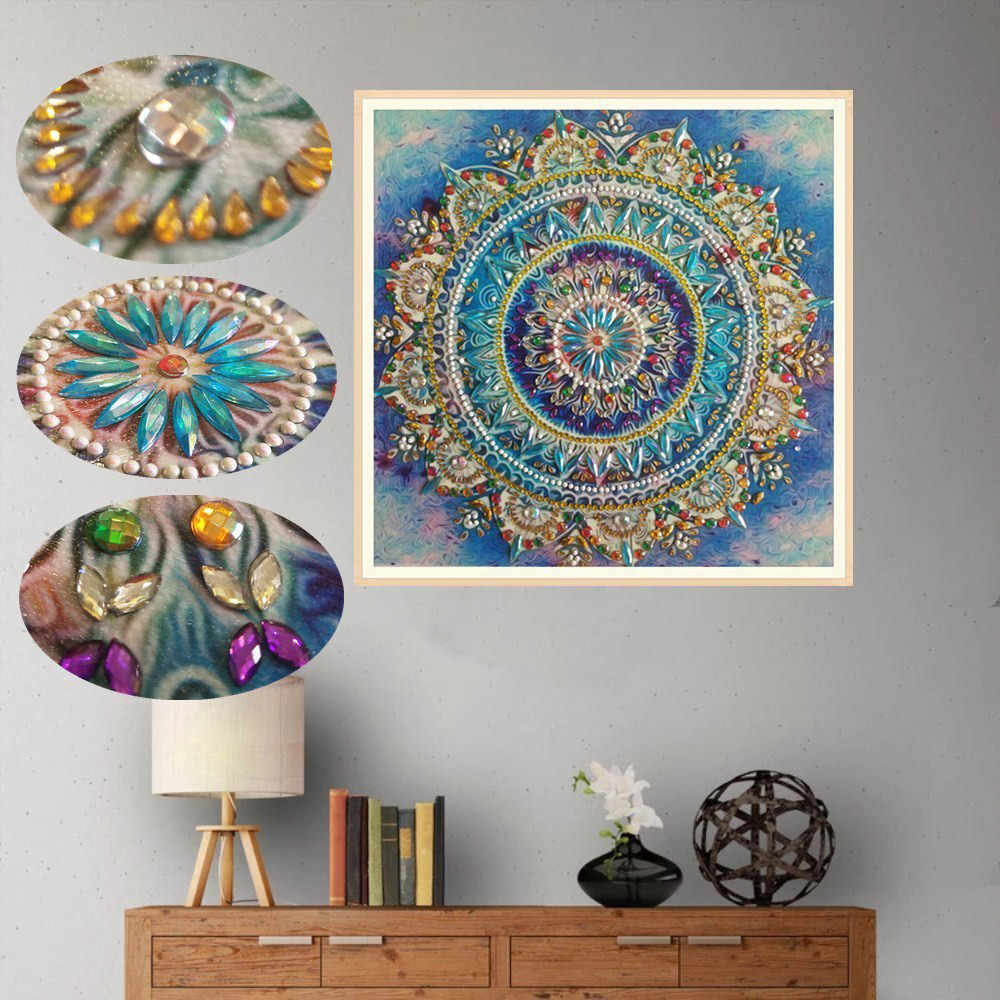 Special Shaped diamond embroidery 5D Diy Diamond Painting  Partial Drill Cross Stitch Kits Crystal Home Decorative accessories