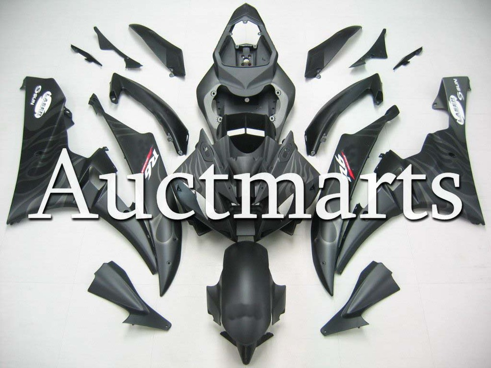 For Yamaha YZF 600 R6 2006 2007 YZF600R inject ABS Plastic motorcycle Fairing Kit Bodywork YZFR6 06 07 YZF600R6 YZF 600R CB24 fit for yamaha yzf 600 r6 1998 1999 2000 2001 2002 yzf600r abs plastic motorcycle fairing kit bodywork yzfr6 98 02 yzf 600r cb20