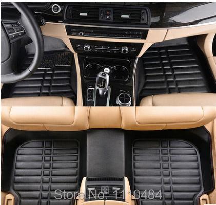 Myfmat personalizar nuevo piso alfombras de pie alfombras de auto - Accesorios de interior de coche - foto 4