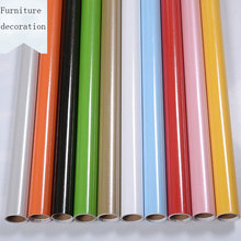 Furniture Stickers Anti Oil Wall Kitchen Cabinet Stove Wallpaper Self-adhesive film Heat Resistance Home Decor 60*300cm