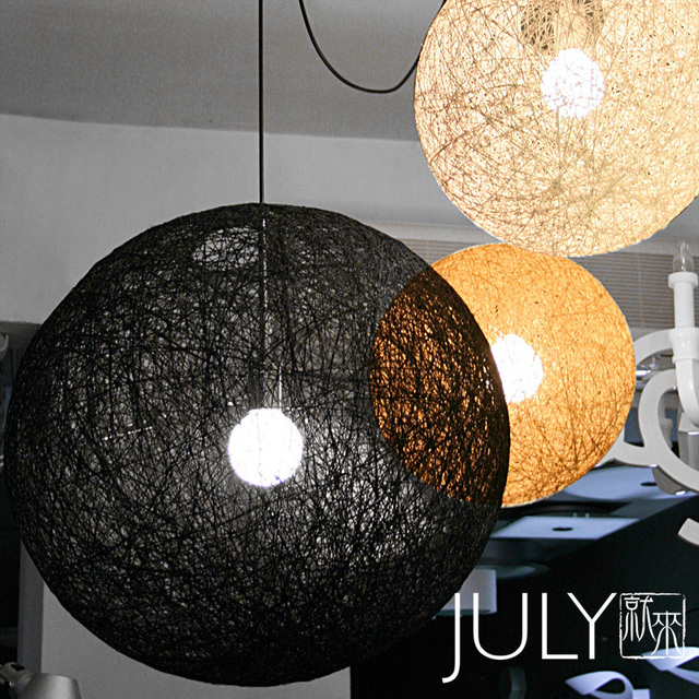 July Come To Terms Minimalist Designer Ikea Moooi Ball Of Yarn Chandelier 20 30