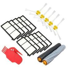 3 brochas laterales para iRobot Roomba 900 serie 870 800 980 880 piezas de aspiradora robótica accesorios de aspiradora