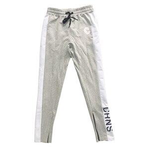 Image 3 - Мужские джоггеры, тренировочные штаны, тренировочные штаны для спортзала, фитнеса, на молнии, облегающие спортивные брюки до щиколотки, мужские брендовые штаны для мужчин