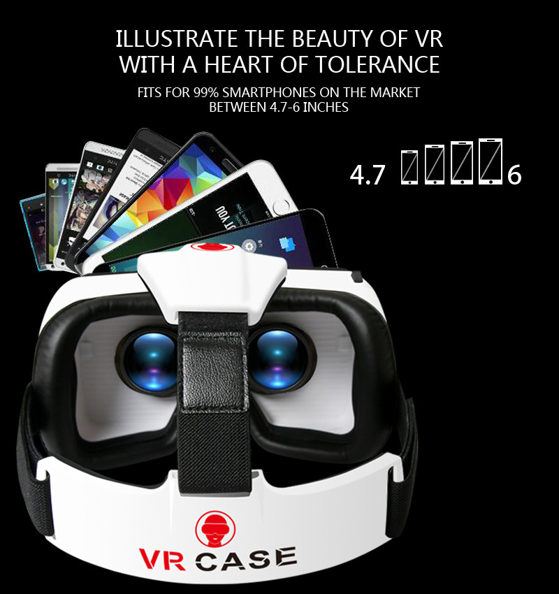 Virtual Reality Glasses VR Box Rirtual Reality Helmet Touch Function 3D Glasses VR Wearing Equipment 17