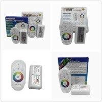 2 4G RGB/RGBW LED Controller 3 Kanäle 18A DC12 24V Touchscreen Fernbedienung für 5050 3528 RGB/ RGBW LED Streifen licht-in RGB-Controller aus Licht & Beleuchtung bei