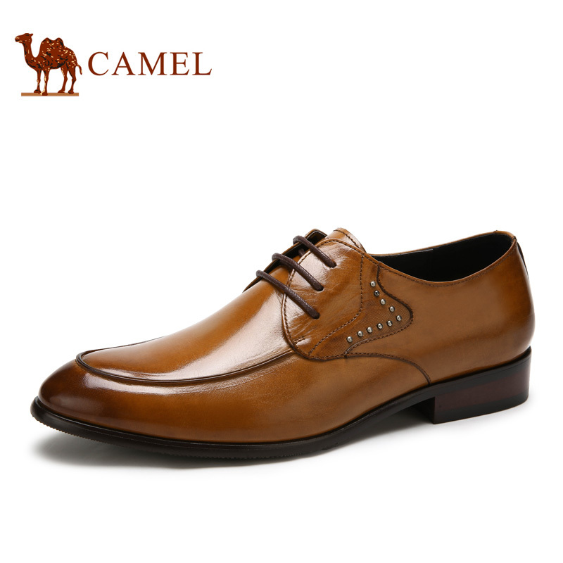 camel dress shoes for 2015 leather office shoes