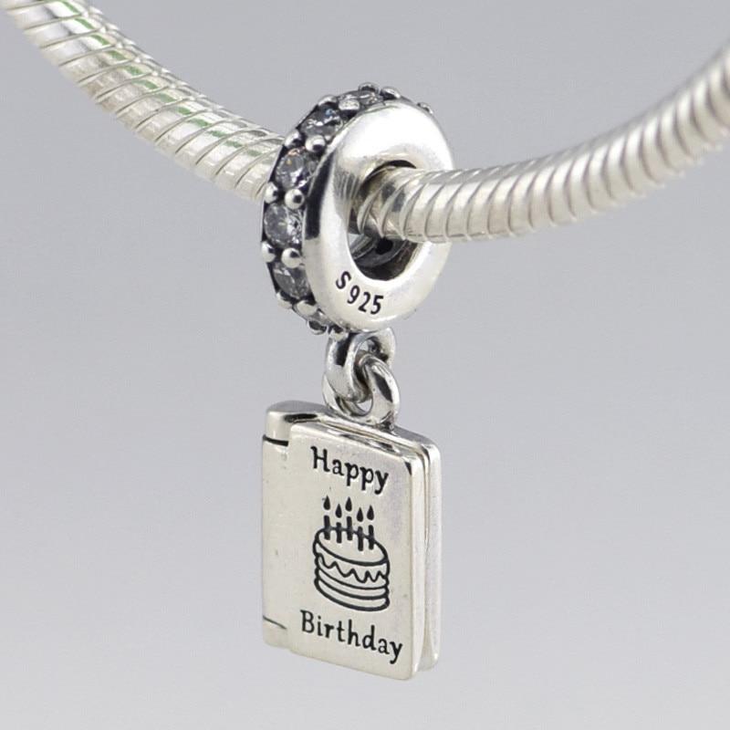 pandora 18 birthday charm