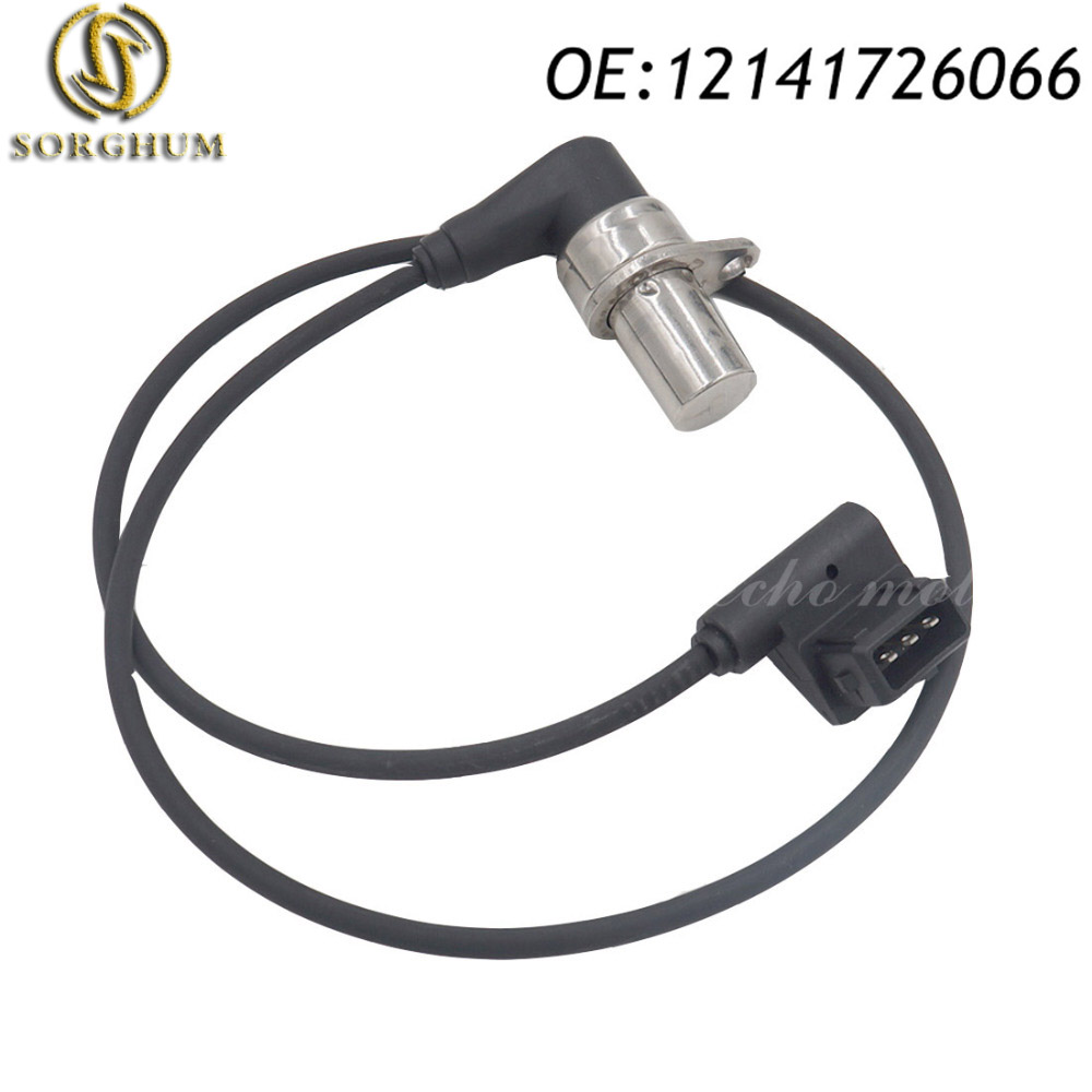 US $9 76 13% OFF|NEW CRANKSHAFT SENSOR FOR BMW 3 5 Series E34 E36 320 325 i  520 525 12141726066 1726066-in Crankshaft/Camshafts Position Sensor from