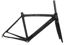 Special discount Full Carbon UD Matt Road Bike 700C Bicycle Cycling Frame 50/53/55cm And Fork