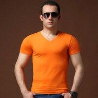 Trendsetter Show 2015 New Men S Brand Short Sleeve T Shirt Men Casual Slim T Shirt