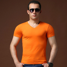 21 colors Trendsetter Show 2017 new men's Brand short sleeve t shirt Men Casual Slim T-shirt sweatshirt S ~ 4XL