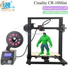 CREALITY 3D Official Store 3D Printer CR 10 Mini Big Print Size 300 220 300mm Support