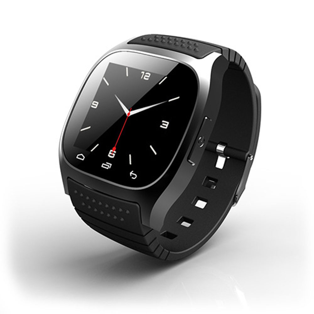 HOT bluetooth 1 4 Inch Touch Screen Smart Watch M26S Waterproof Fitness Tracker Pedometer font b