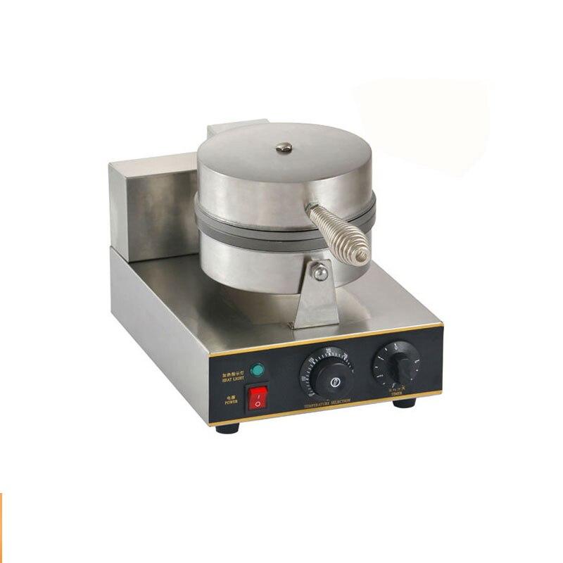 Robot culinaire 1 PC gaufrier électrique Machine à muffins aubergette gaufrette gaufre oeufs fabricants cuisine Machine appareil 220v