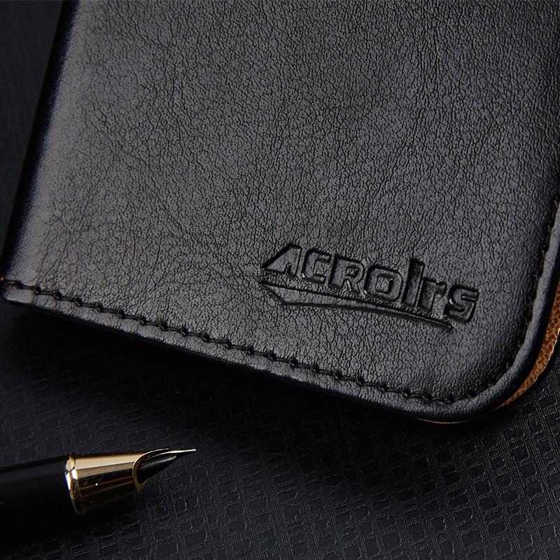 Cartera de cuero de PU de lujo para General Mobile 5 Plus GM 5 Plus - Accesorios y repuestos para celulares - foto 6