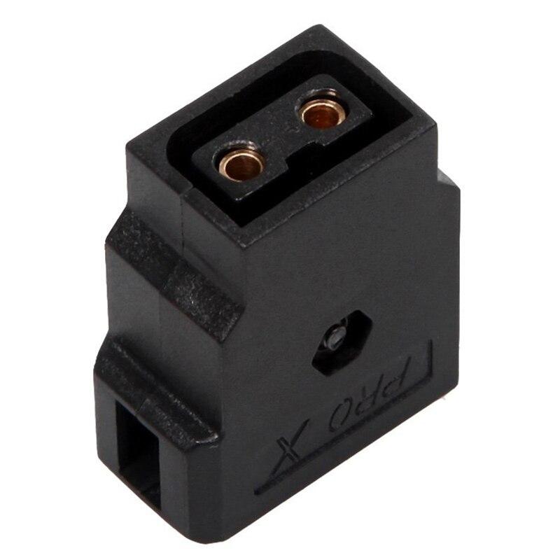D-Tap Power Female Rewirable DIY Socket for Camcorder DSLR Rig Power Cable V-mount Anton Camera Battery