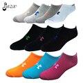 2017 Newly Unisex  Brand  Short Socks Colorful Cotton Slipper Men Socks