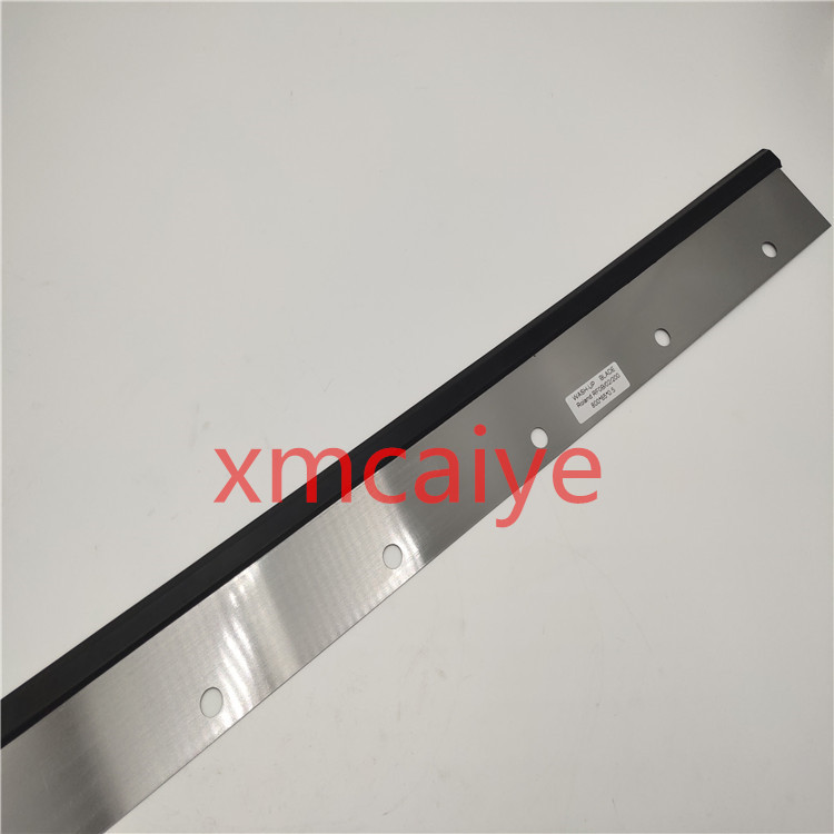 2 Pcs High Quality Wash Up Blade For Roland 200 Offset Printing Machine 800*60*0.5mm
