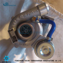 Турбокомпрессор 754111-0007 U2674A421 GT2049S 754111-5007S для Perkins Industrial Gen Set 2005- 1103A 3.3L