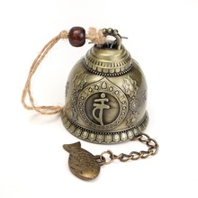 Vintage Buddha Bell Hanging Decorations