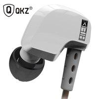 Earphone Original QKZ DM200 Headset Audifonos Original Headsets Auriculares Bass HiFi Professional 3.5MM fone de ouvido