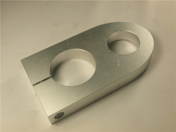 CNC z оси colinbus Кресс алюминиевый сплав крепление 43 мм Диаметр + вакуумные приспособления