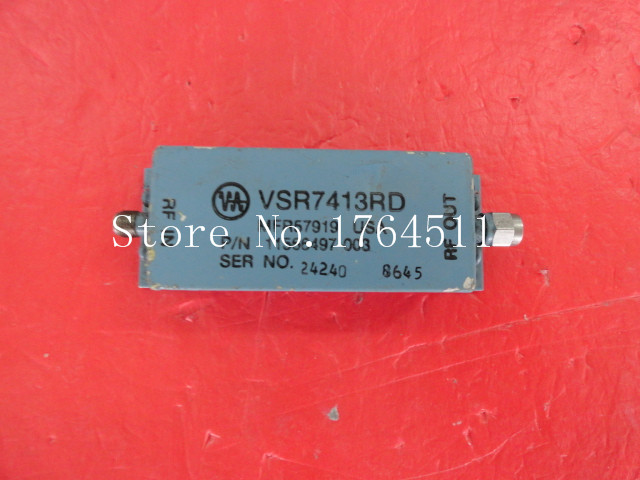 [BELLA] VSR7413RD 11566497-003 12V SMA Supply Amplifier