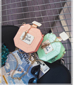 2017 Women Handbag Leather Perfume Bottle Chain Mini Clutch Bag  Fashion Party Women Bags Evening Bags