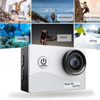 Q6H Ultra HD 4K Action Camera 2 inch TFFT Touch Screen WIFI Waterproof DVR