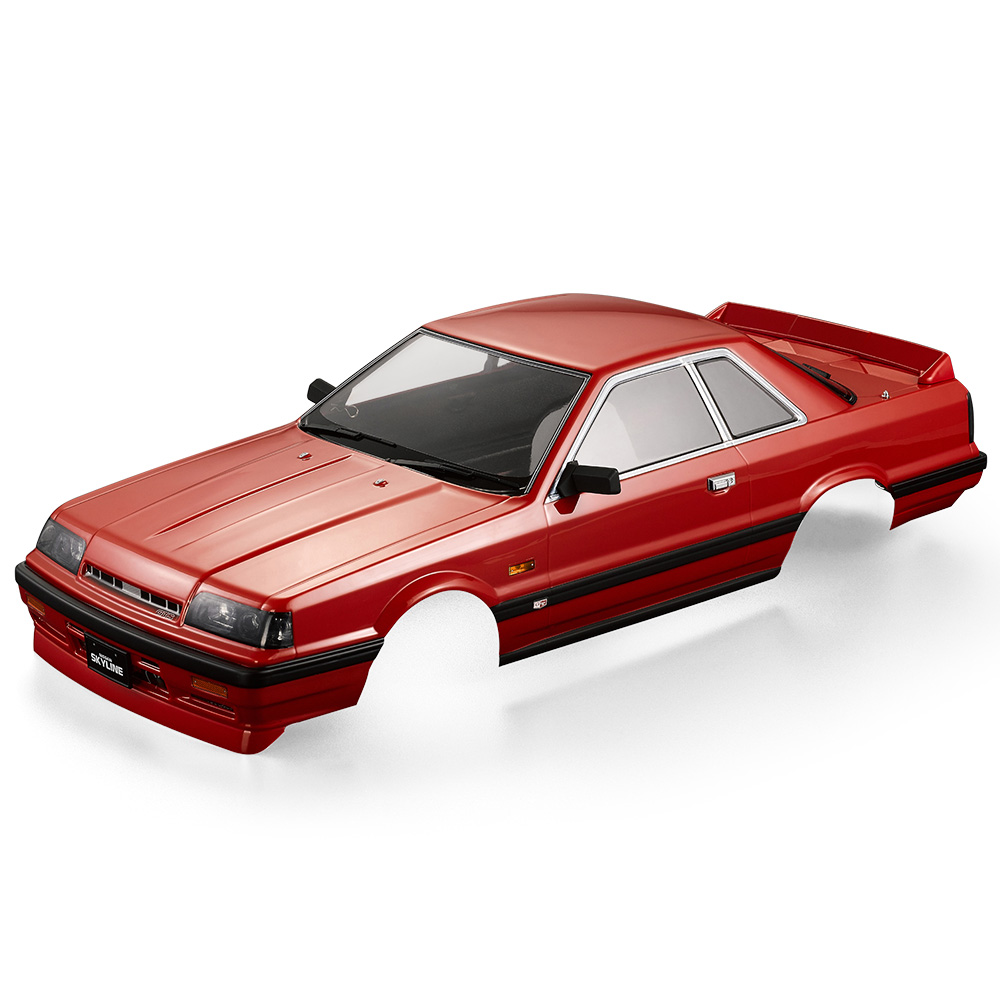 48678 NissanSkyline (R31) Finished RC Car Body Shell for 1/10 Electric Touring RC Racing Car DIY Parts