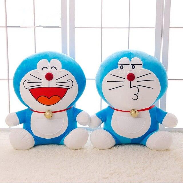 New Kartun  Cm Berdiri Oleh Saya Doraemon Mainan Mewah Lucu Mainan Boneka Cat Anak Mainan