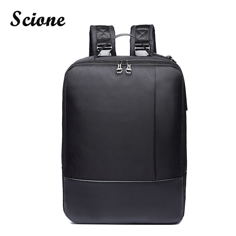 Big 16inch Laptop Backpacks Four Kinds of Uses Travel Bag Men Business Backpack Waterproof High Quality Boys College School Bags