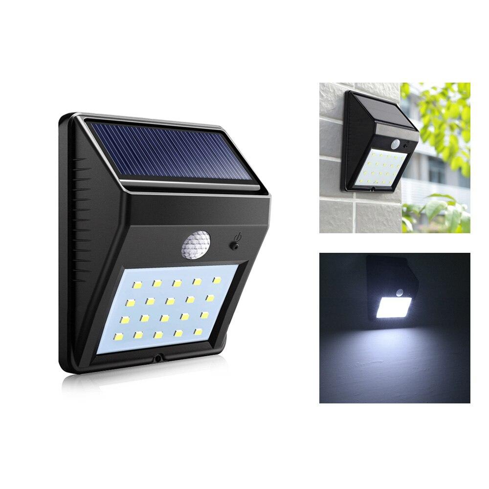 1pcs ip65 waterproof led solar light energy saving outdoor - Iluminacion exterior led solar ...