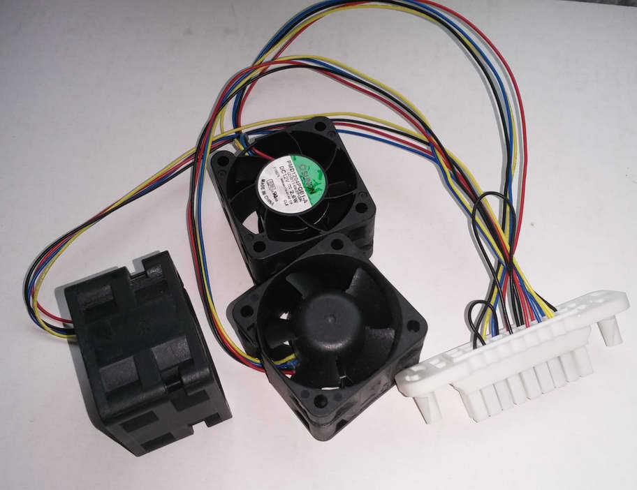 New Original SUNON 4CM 4028 12V 2.6W PMD1204PQB1-A for server cooling fan for 2800 server fan u939r cn 0u939r new original