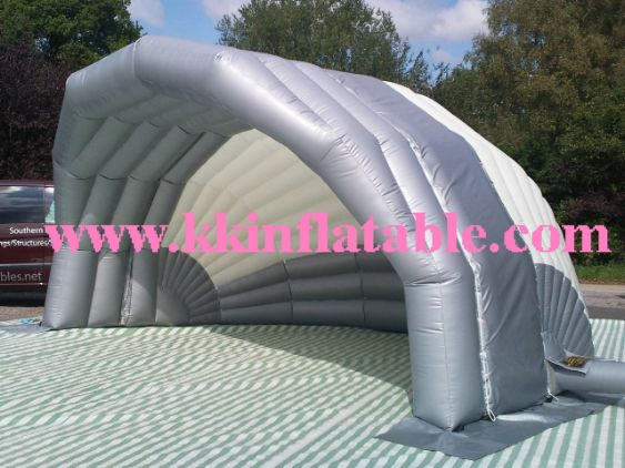 Event Giant inflatable shell tent inflatable canopy for rentalsEvent Giant inflatable shell tent inflatable canopy for rentals