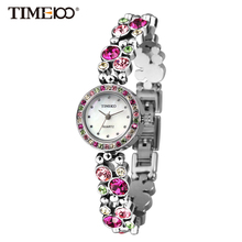 TIME100 Women Bracelet Watches Quartz Waches Colorful  Diamond Shell Dial Ladies Dress Wrist Watch Clock Gift Relogio feminino