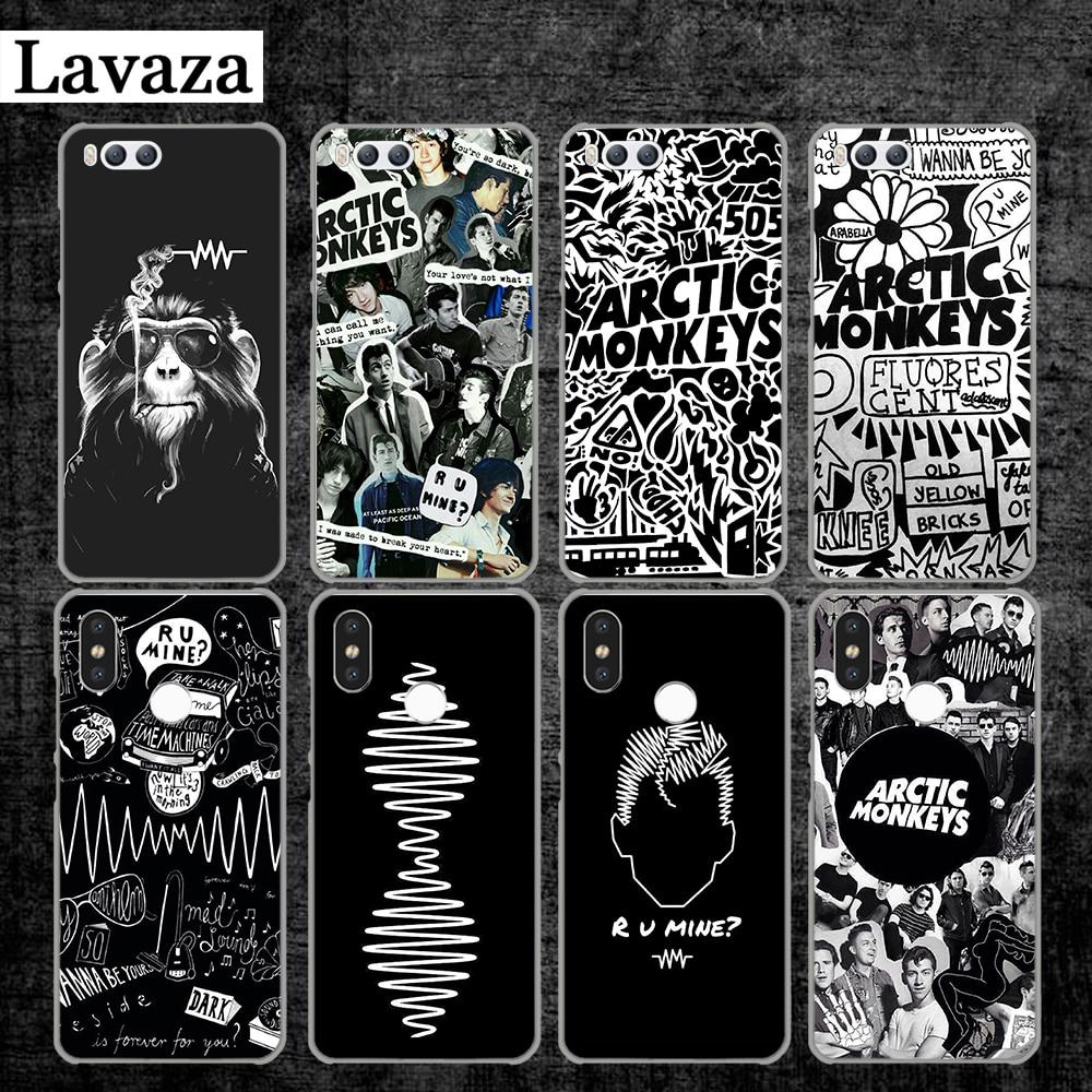 Lavaza ARCTIC MONKEYS New Personalized print Hard Case for Xiaomi MI 5 5S 6 8 9 SE Lite F1 A1 A2 5X 6X Mix 2S MAX 3