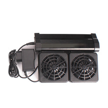 Brand New Cooling Fan ABS Plastic 20.3*16 CM 2-4 Degrees Cable Length 1.2 Meters AC Adapter 100-240V 50/60Hz