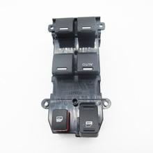 Levantador de la ventana de energía eléctrica interruptor de control maestro para honda crv cr-v 2007-2011 35750-swa-k01 35750swak01