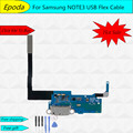 For Galaxy Note3 SM-N900 N9005 N900A N900T N900V N900P N900R4 N900S N900K Charging Port Dock Connector Micro USB Port Flex Cable