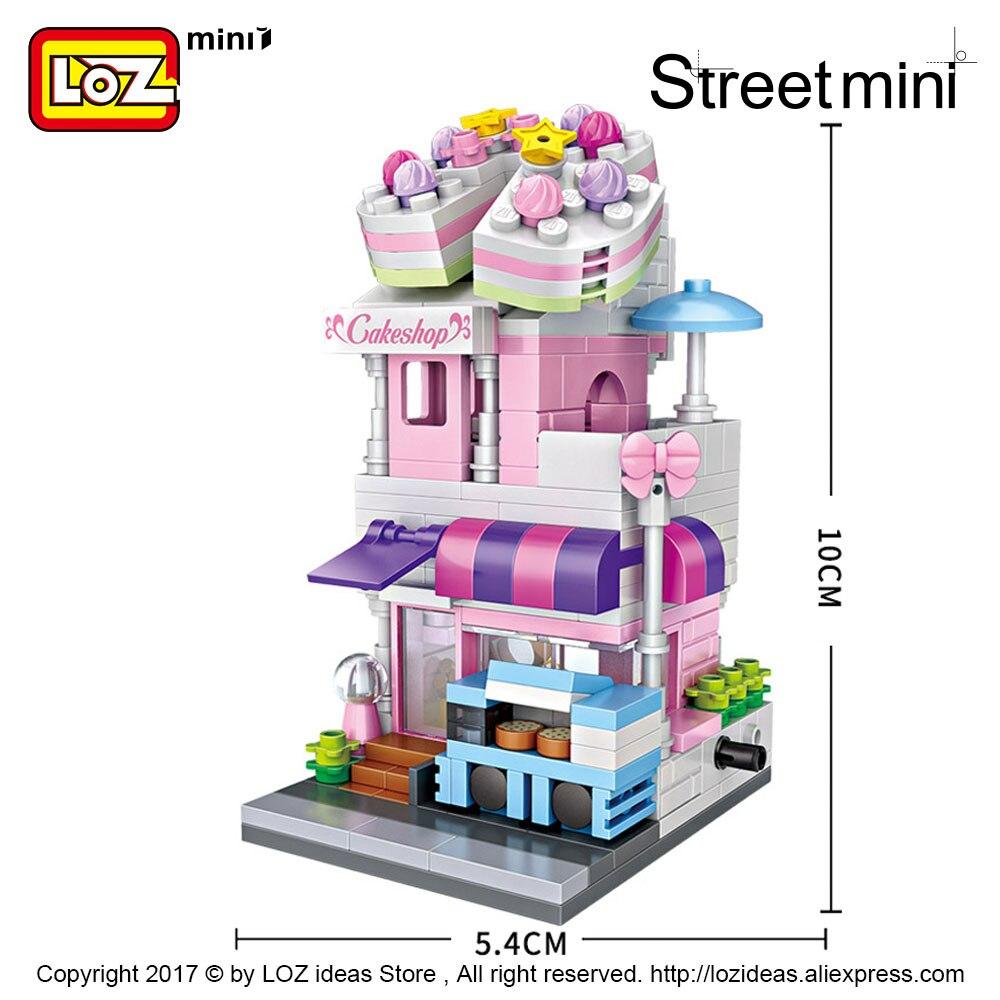 Blocos set casa da cidade de Class : Mini Block