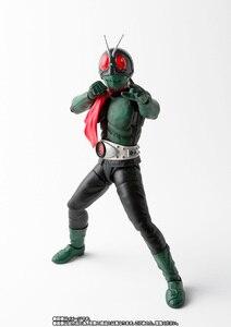 Image 1 - 100% Original BANDAI Tamashii Nationen S. h. figuarts (SHF) Exklusive Action Figure Masked Kamen Rider 1 SAKURAJIMA ver.